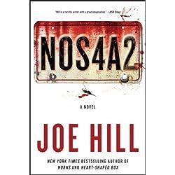 Joe Hills NOS4A2 for Kindle eBook