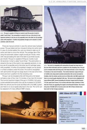 The World Encyclopedia of Armored Fighting Vehicles: An Illustrated A-Z Guide to Armored Cars, Armored Personnel Carriers, Self-Propelled Artillery ... Over 170 Vehicles with 500 Identification