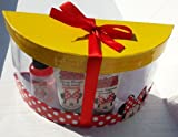 Minnie Mouse Cherry Blossom Bath Gift Set