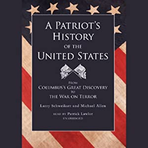A Patriot's History of the United States Audiobook