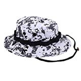 Rothco Digital Camo Poly/Cotton Boonie Hat, City Digital Camo, Size 7