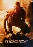 【映画パンフレット】 リディック ギャラクシー・バトル Riddick  監督 デヴィッド・トゥーヒー キャスト ヴィン・ディーゼル、カール・アーバン、ケイティー・サッコフ、マット・ネイブル