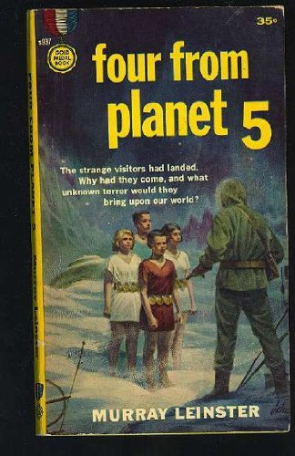 Four from Planet 5, Murray Leinster