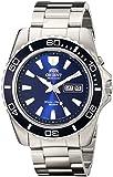 Orient Men's Blue Mako Automatic Dive Watch CEM75002D