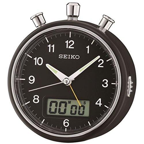 seiko-qhe114k-bip-chevet-reveil-avec-stopwatch-countdown-timer