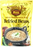 Santa Fe Bean Co., Instant Southwestern Style Refried Beans, 7.25-Ounce Pack (Pack of 8)
