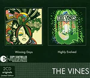 Vines Winning Days Highly Evolved Amazon Com Music