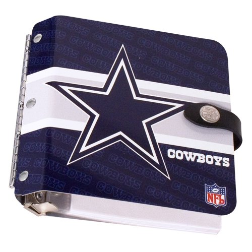 Dallas Cowboys Road O'Foto Photo Album at Amazon.com