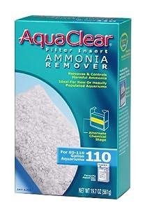 RC Hagen A621 AquaClear 110 Ammonia Remover, 18 oz