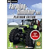 Farming Simulator 2011 - The Platinum Edition (PC DVD) (UK IMPORT)