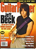 img - for GUITAR PLAYER Magazine December 2000 JEFF BECK cover book / textbook / text book