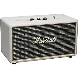 Marshall Acton Speaker with Bluetooth - Cream