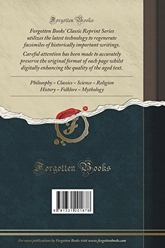 Folle-Farine, Vol. 3 of 3 (Classic Reprint)