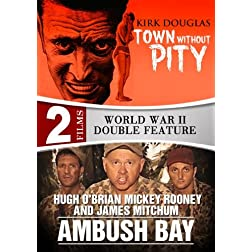 Town Without Pity / Ambush Bay - 2 DVD Set (Amazon.com Exclusive)
