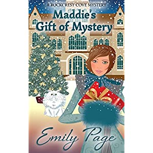 Maddie's Gift of Mystery (A Rockcrest Cove Cozy Mystery Book 5)