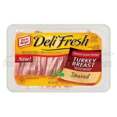 Oscar Mayer Deli Fresh Turkey Breast 8 Ounce (044700032503)