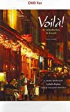DVD for Heilenman/Kaplan/Toussaint Tournier's Voila!: An Introduction to French, 6th (1428262814) by Heilenman, L. Kathy