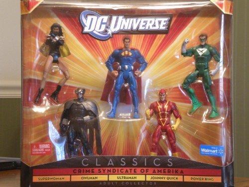 DC Universe Classics Crime Syndicate of Amerika Exclusive 5-Figure Set by DC Comics (Dc Universe Action Figures compare prices)