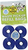Bags on Board Regular Bag Refill Pack, 60 Bags