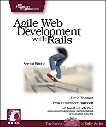 Agile Web Development with Rails, 2nd Edition