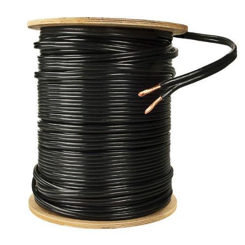50 Ft. - 10/2 Low Voltage Landscape Lighting Wire - Plt Clv-1002-0-50Ft