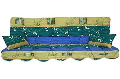Polsterauflage Sitzauflage Gartenstuhlauflage Modell 770 (180x50 Hollywoodschaukelauflage) von Adlatus auf Gartenmöbel von Du und Dein Garten