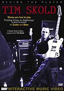 Behind the Player -- Tim Skold (DVD) [UK Import]