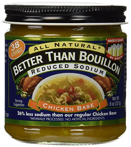 Better Than Bouillon Chicken Base Reduced Sodium 8oz (Chicken Stock 8oz compare prices)