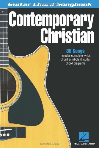 Contemporary Christian: Guitar Chord Songbook (6 inch. x 9 inch.) (Guitar Chord Songbooks)