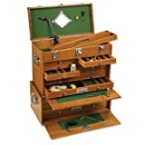 Orvis Gerstner American Red Oak Chest / Only Base