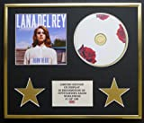 LANA DEL REY/CD DISPLAY/LIMITED EDITION/COA/BORN TO DIE