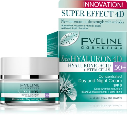 bioHyaluron 4D Concentrated Day and Night Cream 50+ SPF 8
