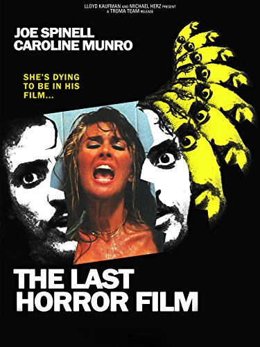 The Last Horror Film on Amazon Prime Instant Video UK