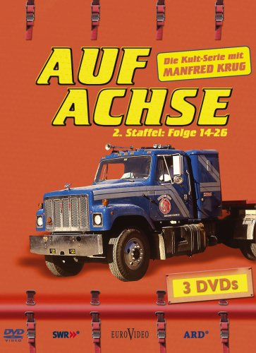 Auf Achse - Staffel 2.1 (Folge 14-26, Softbox, 3 DVDs)