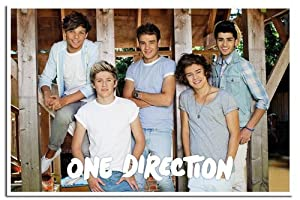 Iposters One Direction Summer Poster - 91.5 X 61cms (36 X 24 Inches) from iPosters