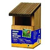 2 X Gardman Robin Wild Bird Nesting Box - FSC