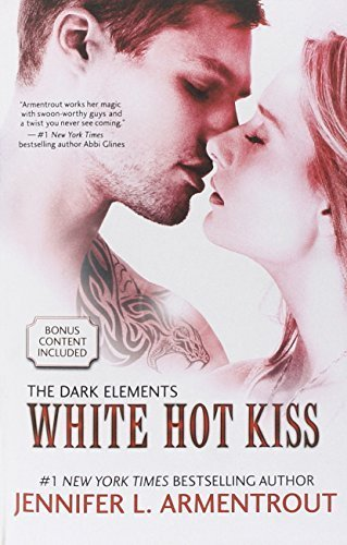 White Hot Kiss (Harlequin Teen) by Armentrout, Jennifer L. (2014) Paperback (White Hot Kiss compare prices)