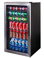 NewAir AB 1200 126 Can Beverage Cooler