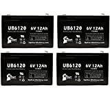 4x Pack - UB6120 Universal Sealed L