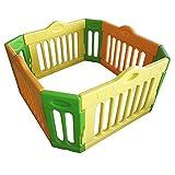 Baby Vivo - Parque infantil rectangular (4 esquinas, paquete principal)