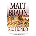 Rio Hondo Audiobook by Matt Braun Narrated by George Guidall