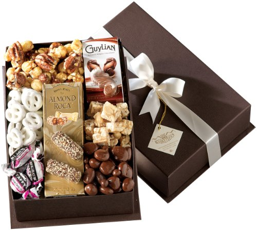 Broadway Basketeers Gourmet Chocolate Gift Assortment