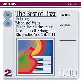 Liszt: The Hungarian Rhapsodies - No.11 in A minor