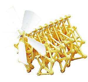 Elenco EDU-62221 Jr. Scientist Strandbeest Model Kit