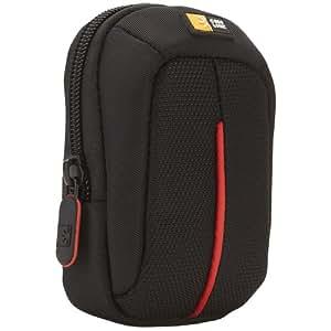 Case Logic DCB301K Housse en nylon pour Appareil photo compact ultra-compact Noir