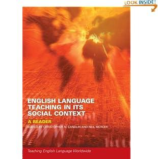 English Language Teaching in its Social Context: A Reader (Teaching English Language Worldwide) (Paperback)