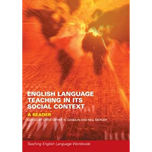 English Language Teaching in its Social Context: A Reader (Teaching English Language Worldwide) (Paperback)