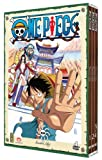amazon jaquette One Piece - Amazon Lily - Coffret 1