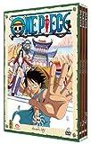 amazon jaquette One Piece - Amazon Lily - Coffret 1