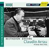 ピアノ・リサイタル 1963年 & 1973年 - ベートーヴェン&ブラームス